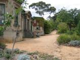 Castlemaine / Buda Historic Home and Gardens, Hunter Street / Rear garden