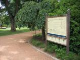 Castlemaine / Castlemaine Botanical Gardens / Sign at entrance