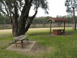 Cobram / Thompsons Beach at Kennedy Park / BBQ shelter and picnic areas