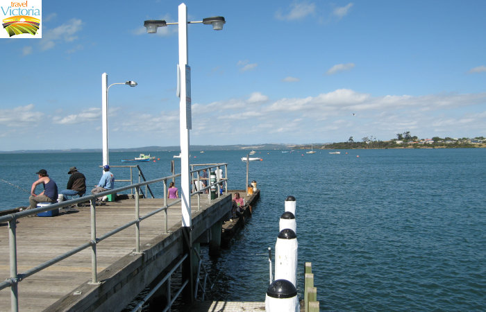 Corinella - End of Corinella Jetty
