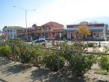 Corryong / Shops and commercial centre, Hansen Street / View north across Hansen St on west side of Donaldson St