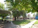 Corryong / Shops and commercial centre, Hansen Street / Rotunda and gardens at P.W. Attree Park