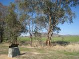 Corryong / Murray Valley Highway, west of Corryong / Southerly view, 2½ km from town centre