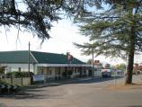 Corryong / Towong Road and Murray Valley Highway, east end of Corryong / Corryong Hotel Motel