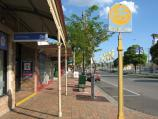 Cranbourne / Commercial centre and shops, High Street / View south along High St between Stawell St at Lyall St