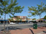 Cranbourne / Commercial centre and shops, High Street / View east across High St from Clydesdale Square