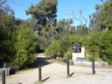 Cranbourne / Royal Botanic Gardens Cranbourne, Ballarto Road / Entrance to Stringybark Picnic Area at car park