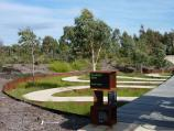 Cranbourne / Australian Garden at Royal Botanic Gardens Cranbourne / Scribbly Path through Forest Garden on Eucalypt Walk