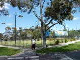 Croydon / Town Park, Mt Dandenong Road, Civic Square and Norton Road / Tennis courts, corner Civic Sq and Birdwood Rd