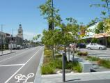 Dandenong / Shops and commercial centre, Lonsdale Street / View south along Lonsdale St south of Scott St