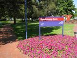 Dandenong / Dandenong Park, Foster Street and Pultney Street / Entrance at corner of Foster St and Pultney St