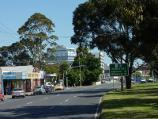 Dandenong / Lonsdale Street south of Foster Street / View north-west along Lonsdale St south of Webster St