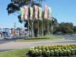 Dandenong / Rotary Park, Lonsdale Street / BBQ and picnic area between Lonsdale St and Dandenong Creek