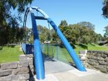 Dandenong / Rotary Park, Lonsdale Street / Footbridge over Dandenong Creek