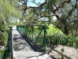 Dandenong / Greaves Reserve, Bennet Street / Footbridge over Mile Creek
