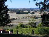 Daylesford / Wombat Hill and Botanical Gardens / View from gardens, towards the east