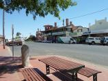Dimboola / Shops bounded by Lloyd Street, Lochiel Street, Victoria Street and Wimmera Street / View north-west along Lloyd St towards Lochiel St