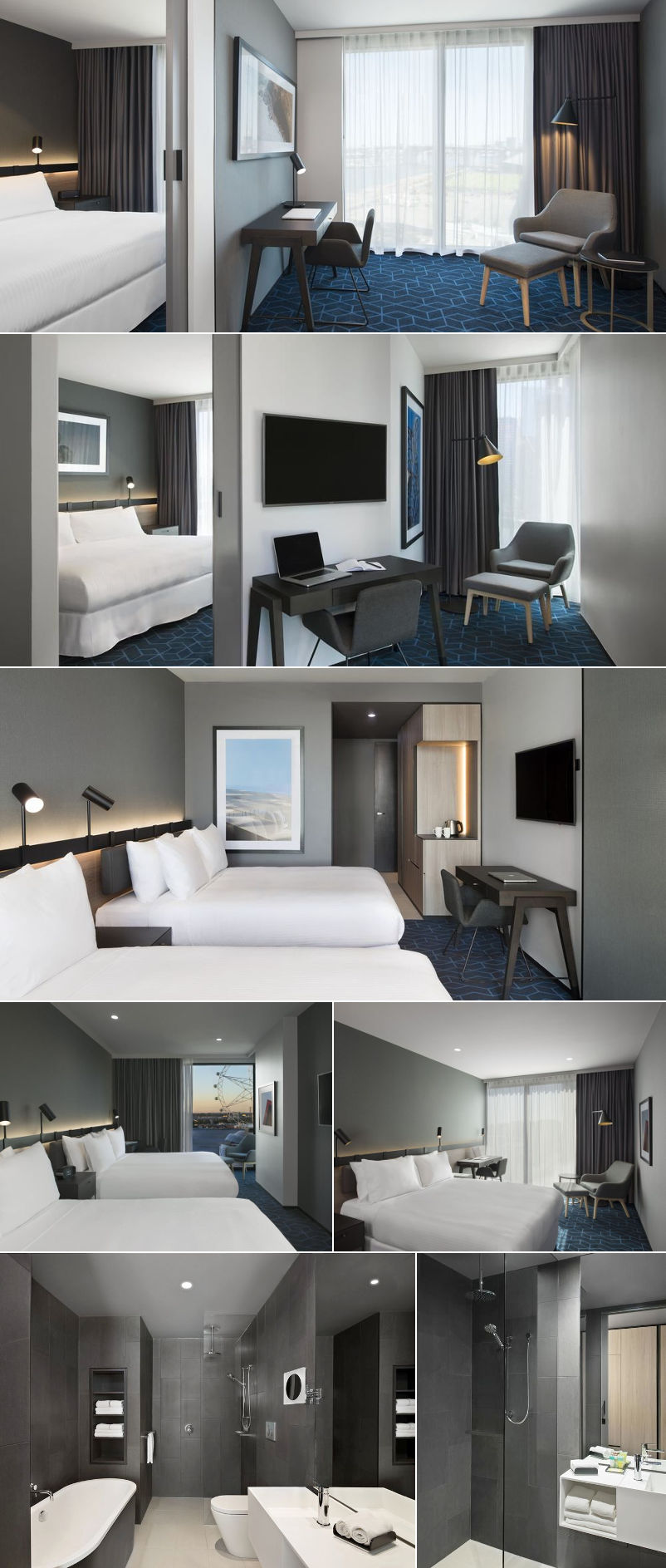Four Points by Sheraton Docklands - Rooms