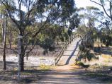 Donald / Apex Park and Scilleys Island, Richardson River, Aitken Avenue / Footbridge to Scilleys Island