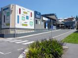 Drouin / Young Street area / Entrance to Drouin Central Shopping Centre viewed from Young St