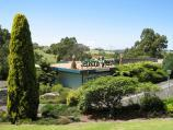 Drouin / Civic Park and John Grubb Park / View of Baw Baw Shire Council offices from Young St