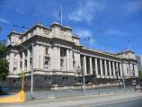 East Melbourne / Government offices and surroundings, Spring Street / Parliament House, Spring St
