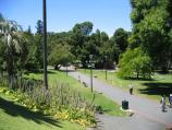 East Melbourne / Treasury Gardens, Spring Street and Wellington Parade / Gardens