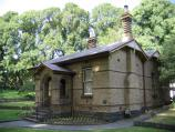 East Melbourne / Fitzroy Gardens / Sinclair's Cottage