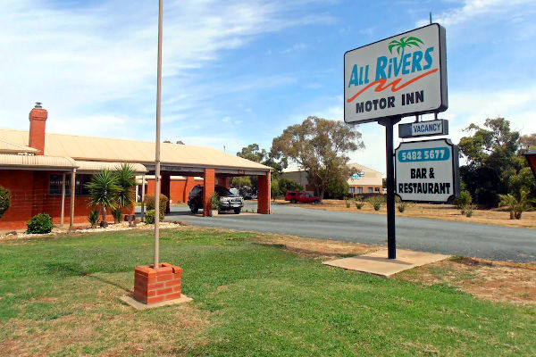 All Rivers Motor Inn, Echuca