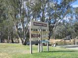 Echuca / The historic Port of Echuca / Riverboat Dock, Murray River at Hopwood Place