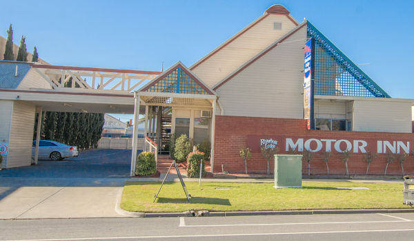 Riverboat Lodge Motor Inn, Echuca