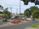 Emerald / Shops and commercial centre, Main Street between Beaconsfield Road and Monbulk Road / View north-east along Main St at Beaconsfield Rd