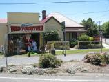 Emerald / Shops and commercial centre, Main Street between Beaconsfield Road and Monbulk Road / Shops at corner of Main St and Monbulk Rd