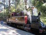 Emerald / Emerald Lake Park / Puffing Billy at Lakeside Station