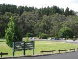 Emerald / Cardinia Reservoir Park / Road junction near Kangaroo Flat Picnic Area