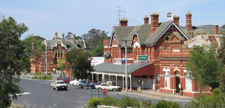 Euroa Information Travel Victoria Accommodation Amp Visitor Guide
