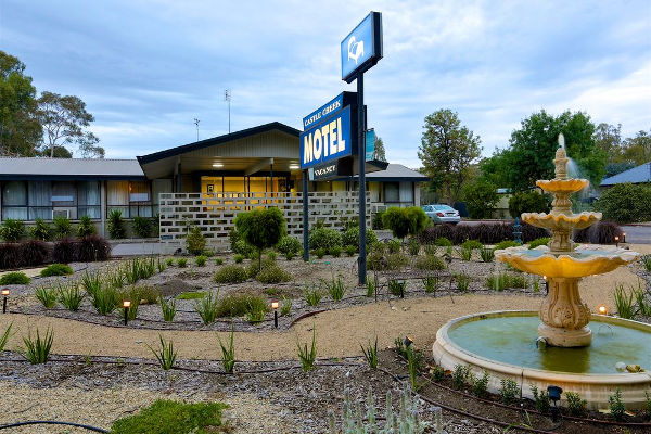 Castle Creek Motel, Euroa