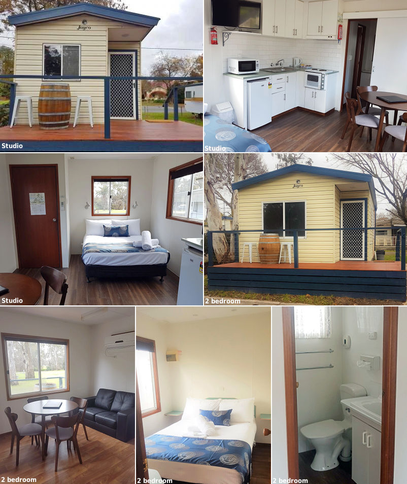 Travel Victoria: Accommodation