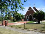 Euroa / Kirkland Avenue / Catholic Church, corner Brock St at Kirkland Av