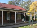 Euroa / Farmers Arms Museum, Kirkland Avenue / Farmers Arms Hotel (part of the museum), Kirkland Av opposite Bury St