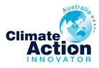 Climate action innovator