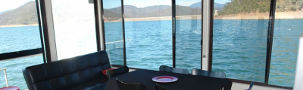 Waters Edge Eildon Houseboat Hire