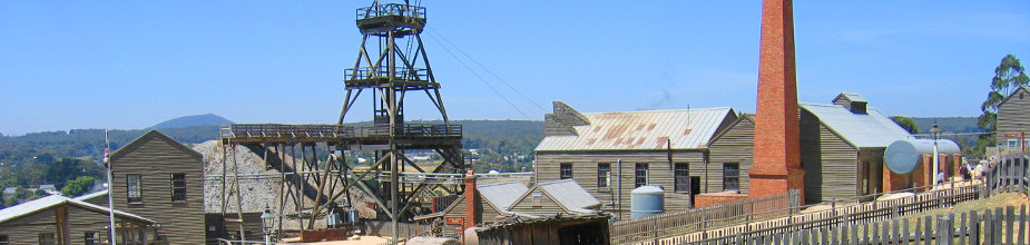 Goldfields history drive