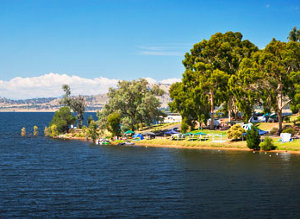 Lakes & reservoirs - Travel Victoria: accommodation