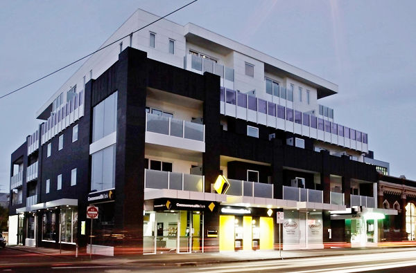 Tyrian Serviced Apartments, Fitzroy
