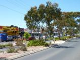 Frankston / Shops at eastern end of Beach Street / View south-east along Beach St