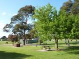Frankston / Jubilee Park / BBQ and picnic area beside Adrian Butler Oval