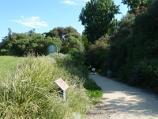 Frankston / Sweetwater Creek Nature Reserve / Walking track at Liddesdale Av near Nepean Hwy