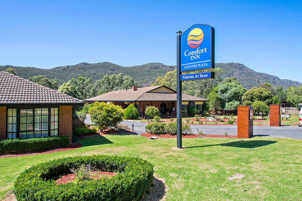Comfort Inn Country Plaza Halls Gap, Halls Gap