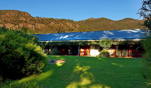 Kookaburra Motor Lodge, Halls Gap